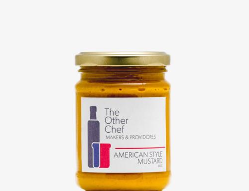American Style Mustard