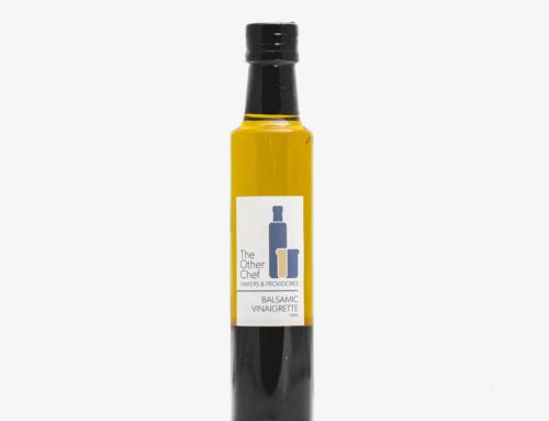 Orange & Balsamic Vinaigrette