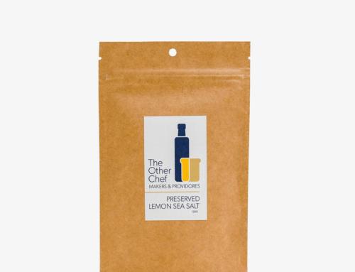 Preserved Lemon Sea Salt