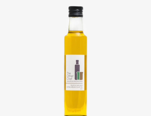 Truffle Infused Extra Virgin Olive Oil